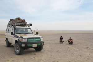 Egypt 4WD guided tours